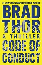 Code of Conduct: A Thriller (The Scot Harvath Series) by Brad Thor