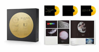 NASA Voyager Golden Record 40th Anniversary Vinyl Record Soundtrack Box Set 3 LP
