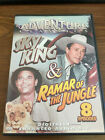 TV Adventure Film Series Vol. 2: Ramar of the Jungle / Sky King - 8 Episodes DVD