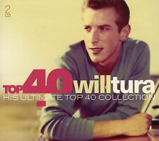 Will Tura : His Ultimate Top 40 Collection (2 CD)
