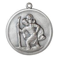 Spazierstöcke Accessoires Christophorus Stocknagel Um Jeden Preis Vereinigt Metall Stockschild Relief Plakette Heiliger Sankt St