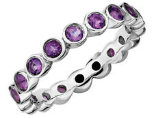 Amethyst Ring 1.20 Carat (ctw) in Sterling Silver
