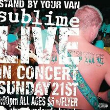 Stand by Your Van [LP] by Sublime (Rock) (Vinyl, Jun-2016, 2 Discs, Island (Label))