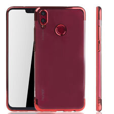 Huawei Honor 8X Case Phone Cover Protective Case Bumper Case Red
