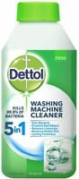 Dettol Anti Bacterial Washing Machine Cleaner, 250ml *BRAND NEW*
