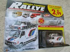 camion d'assistance rallye altaya 1/43