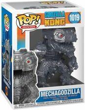 Funko Pop Godzilla VS Kong Mechagodzilla Metallic Vinyl Figure (1019)