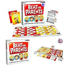Family Questions Answers Board Game Battle Beat The Parents Toys Activity Party