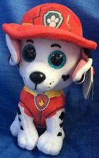 Peluche patrulla canina Marshall 15 cm. Ty 41211