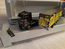 Actros LH Edition Black  Humbaur Trailers  move it!  Big One Basic     Exclusiv