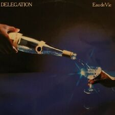 DELEGATION - EAU DE VIE (EXPANDED+REMASTERED DELUXE)  CD NEW