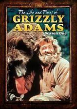 The Life & Times of Grizzly Adams Complete Season 1 R1 DVD