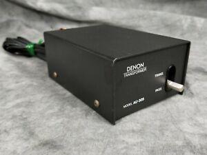 Denon AU-305 Step Up Transformer For MC Moving Coil  Phono Cartridge