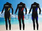 Neoprene 3mm Scuba Dive Wetsuit Men Spearfishing Surfing Diving Swimming Jumpsui