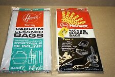 New Hoover Vacuum Cleaner Bags Type J Portable Slimline Constellation - 8 Bags