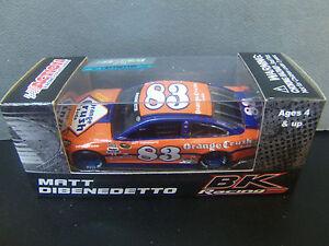VERY RARE Matt DiBenedetto 2016 Orange Crush Darlington 1/64 NASCAR