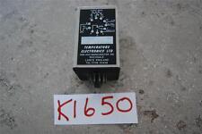 ELETTRONICA di temperatura 2 X RELAY gli energizzatori STOCK #K1650