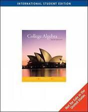 College Algebra, International Edition, Richard N. Aufmann, Used; Good Book