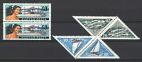 SPECIALS - Hungary 1963. Siofok set in TETE-BECHE pairs!!! MNH (**)