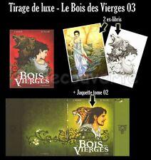 Tirage de Luxe Tillier Le Bois des Vierges 03 Epousailles