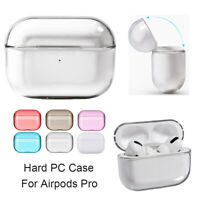 Transparent Shell Protective Cover Hard PC Case For Airpods Pro|Airpods 3