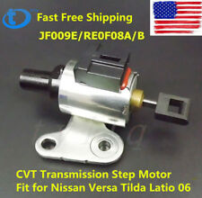 JF009E/RE0F08A/B CVT Transmission Step Motor Fit for Nissan Versa Tilda Latio 06