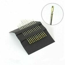 One Second Needles Assorted 12 Pcs Set Hand Sewing Accessorie Home A7J3 Too D7Q8