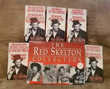 The Red Skelton Show 10 VHS Video Tape Box Set Clown Prince TV Comedy Over 6 Hrs