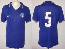 MAGLIA ITALIA 1986 DIADORA SHIRT JERSEY ITALY CALCIO TRIKOT VINTAGE ITALIEN