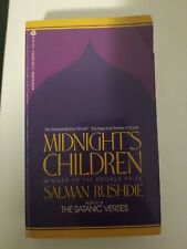 SALMAN RUSHDIE Midnight's Children Paperback