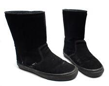 Vans Boots, schwarz Winter Stiefel US 6.5 Gr. 40, Vans off the Wall gefüttert