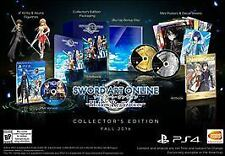 Sword Art Online: Hollow Realization -- Collector's Edition (Sony PlayStation 4,