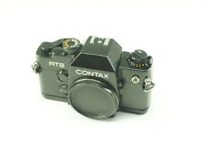 ***Contax RTS Black body Nice Condition!  FROM USA!***