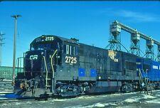 CR 2725 U-23B, Cleveland, Oh, 03/80; Kodachrome Original