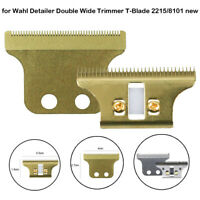 For WAHL Detailer T-Wide Replacement Sharp Hair Blade Barber Cutter Head SL GD