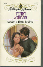 Jordan, Penny - Second Time Loving - Harlequin Presents - # 1476