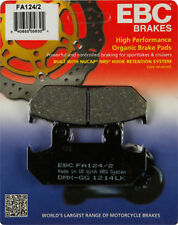 Brake Pads Standard EBC Front Fa124/2 Honda GL 1500 Sc22