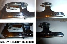 """Ice Figure Skates Select Classic blades only Size 9 (9"""" long mounting)"""