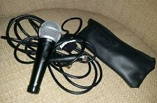 Shure Pg58 Vocal Microphone with Cable