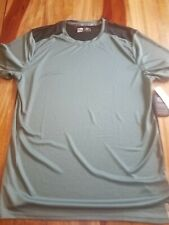 Mens Rbx x- train Athletic Shirt x- dri Nwt light green/black Xl $45