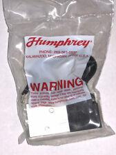 NEW - HUMPHREY SOLENOID VALVE  410 70- 12VDC - free shipping