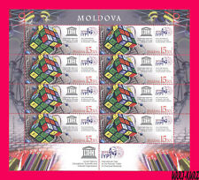 MOLDOVA 2019 UNESCO Intl Year of Periodic Table of Chemical Elements Mendeleyev