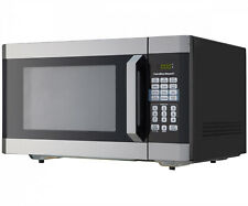 Countertop Kitchen Digital LED Microwave Oven Hamilton Beach 1.6 Cu ft 1100W New