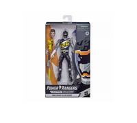Power Rangers Lightning Collection Dino Charge Black Ranger - Exclusive Figure