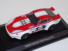 1/43 Ebbro Nissan FairLady 240ZG 1973 Racing car #23  #627