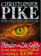 Monster,Christopher Pike- 9780340616857