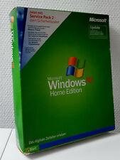 Microsoft Windows XP Home-germano - 32 bit-Update-IVA incl