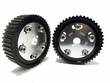 OBX Racing Sports Adjustable Cam Sprocket For 89-92 Toyota ST185 Celica (Silver)