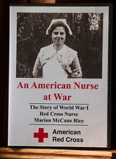 American Nurse At War DVD on WW I women's history featuring American Red Cross