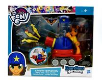 My Little Pony Guardians of Harmony - Cheese Sandwich & Party Tank Action Figure